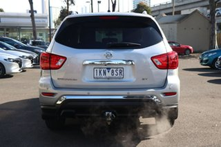 2017 Nissan Pathfinder R52 Series II MY17 ST X-tronic 2WD Brilliant Silver 1 Speed Constant Variable