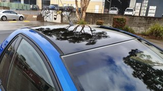 2011 Holden Commodore VE II MY12 SV6 Blue 6 Speed Automatic Utility