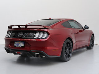 2018 Ford Mustang FN Fastback 2.3 GTDi Red 6 Speed Manual Coupe