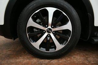 2015 Kia Sorento UM SLi (4x4) White 6 Speed Automatic Wagon.