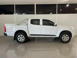 2016 Holden Colorado RG MY16 LTZ Crew Cab 4x2 White 6 Speed Sports Automatic Utility