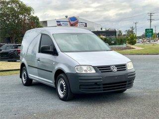 2007 Volkswagen Caddy 2KN 5 Speed Manual Van.