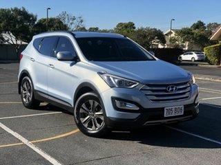 2012 Hyundai Santa Fe DM MY13 Active Blue 6 Speed Sports Automatic Wagon.