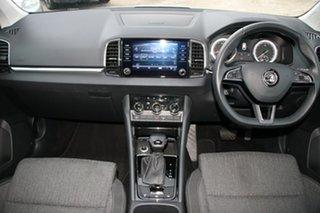 2019 Skoda Karoq NU MY19 110TSI DSG FWD Silver 7 Speed Sports Automatic Dual Clutch Wagon