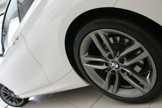 2017 BMW 2 Series F22 220i Sport Line White 8 Speed Sports Automatic Coupe