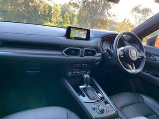 2019 Mazda CX-5 KF Series Akera Blue Sports Automatic Wagon
