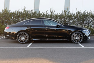 2020 Mercedes-Benz CLS-Class C257 800+050MY CLS450 Coupe 9G-Tronic PLUS 4MATIC Obsidian Black