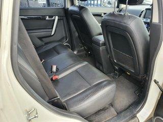2012 Holden Captiva CG Series II 7 AWD LX Pearl White 6 Speed Sports Automatic Wagon