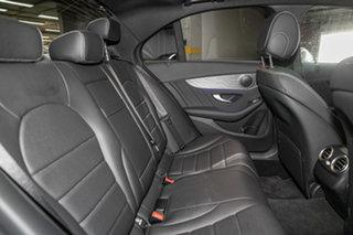 2021 Mercedes-Benz C-Class W205 801MY C200 9G-Tronic Mojave Silver 9 Speed Sports Automatic Sedan