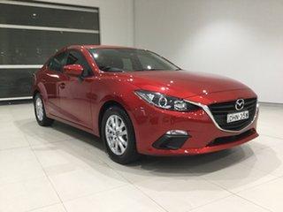 2016 Mazda 3 BM5278 Neo SKYACTIV-Drive Soul Red 6 Speed Sports Automatic Sedan.