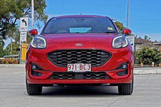 2020 Ford Puma JK 2021.25MY ST-Line Red 7 Speed Sports Automatic Dual Clutch Wagon.