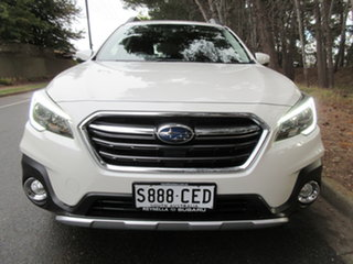 2019 Subaru Outback B6A MY20 2.5i CVT AWD White 7 Speed Constant Variable Wagon