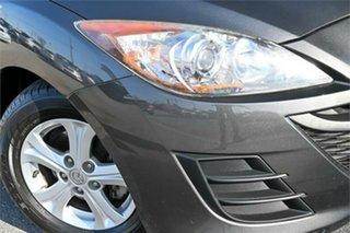 2010 Mazda 3 BL10F1 MY10 Neo Activematic Grey 5 Speed Sports Automatic Sedan.