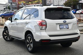 2017 Subaru Forester S4 MY17 2.5i-L CVT AWD Crystal White 6 Speed Constant Variable Wagon.