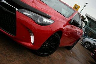 2017 Toyota Camry ASV50R MY17 RZ S.E. Red 6 Speed Automatic Sedan.