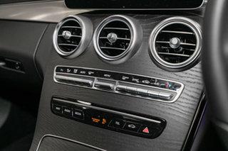 2021 Mercedes-Benz C-Class W205 801MY C300 9G-Tronic Mojave Silver 9 Speed Sports Automatic Sedan