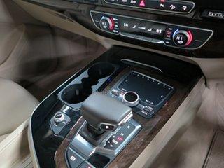 2016 Audi Q7 4M MY17 TDI Tiptronic Quattro Silver 8 Speed Sports Automatic Wagon