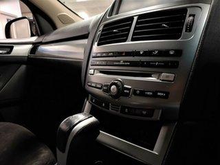 2008 Ford Falcon BF Mk II Futura White 4 Speed Sports Automatic Wagon