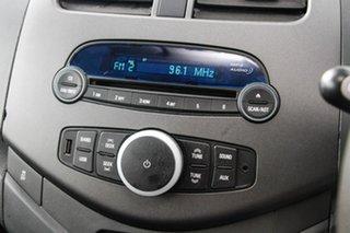 2010 Holden Barina Spark MJ MY11 CD White 5 Speed Manual Hatchback