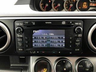 2011 Toyota Rukus AZE151R Build 1 Hatch Grey 4 Speed Sports Automatic Wagon