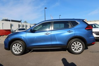 2017 Nissan X-Trail T32 ST X-tronic 2WD 7 Speed Constant Variable Wagon