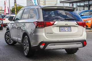 2021 Mitsubishi Outlander ZL MY21 Exceed AWD White 6 Speed Constant Variable Wagon