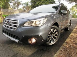 2016 Subaru Outback B6A MY16 2.5i CVT AWD Grey 6 Speed Constant Variable Wagon