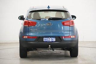 2014 Kia Sportage SL MY14 Platinum AWD Blue 6 Speed Sports Automatic Wagon