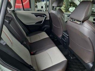 2020 Toyota RAV4 Axaa54R Edge AWD Jungle Khaki 8 Speed Sports Automatic Wagon