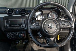2017 Suzuki Swift AZ GL Black 5 Speed Manual Hatchback.