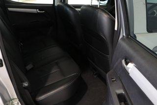 2017 Isuzu D-MAX MY17 LS-Terrain Crew Cab Silver 6 Speed Sports Automatic Utility