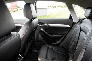 2017 Audi Q3 8U MY17 TFSI S Tronic Silver 6 Speed Sports Automatic Dual Clutch Wagon