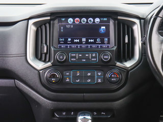 2017 Holden Colorado RG MY18 Z71 (4x4) Black 6 Speed Automatic Crew Cab Pickup