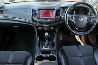 2015 Holden Commodore VF II MY16 SS Red 6 Speed Sports Automatic Sedan