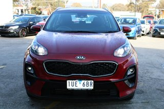 2020 Kia Sportage QL MY20 S AWD Fiery Red 8 Speed Sports Automatic Wagon.