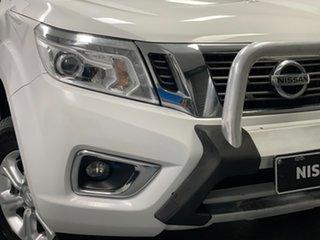 2016 Nissan Navara D23 S2 SL Polar White 6 Speed Manual Utility.