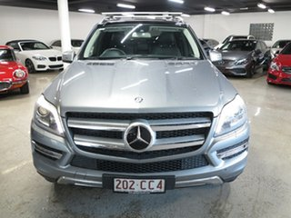 2015 Mercedes-Benz GL-Class X166 GL350 BlueTEC 7G-Tronic + Limited Edition Silver 7 Speed.