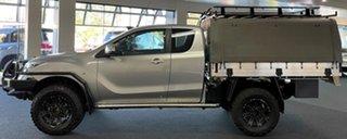 2016 Mazda BT-50 UR0YF1 XTR Freestyle Silver 6 Speed Manual Utility