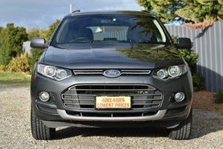 2012 Ford Territory SZ TS Seq Sport Shift Grey 6 Speed Sports Automatic Wagon.