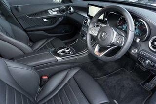 2020 Mercedes-Benz C-Class W205 800+050MY C300 9G-Tronic Graphite Grey 9 Speed Sports Automatic.