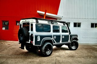 2013 Land Rover Defender 110 13MY White 6 Speed Manual Wagon