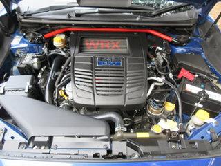 2016 Subaru WRX V1 MY17 Premium Lineartronic AWD Blue 8 Speed Constant Variable Sedan