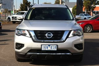 2017 Nissan Pathfinder R52 Series II MY17 ST X-tronic 2WD Brilliant Silver 1 Speed Constant Variable.