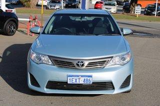 2014 Toyota Camry ASV50R Altise Blue 6 Speed Sports Automatic Sedan.