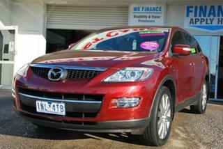 2008 Mazda CX-9 Luxury Red 6 Speed Auto Activematic Wagon.