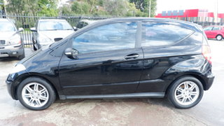 2006 Mercedes-Benz A-Class W169 A170 Classic Black 7 Speed Constant Variable Hatchback