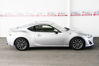2015 Toyota 86 ZN6 MY14 Upgrade GT Ice Silver 6 Speed Auto Sequential Coupe