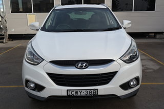 2014 Hyundai ix35 LM3 MY14 SE AWD White 6 Speed Sports Automatic Wagon.