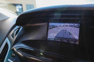 2015 Ford Focus LW MkII MY14 Sport Black 5 Speed Manual Hatchback.