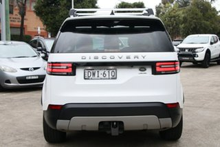 2017 Land Rover Discovery MY17 HSE White 8 Speed Automatic Wagon